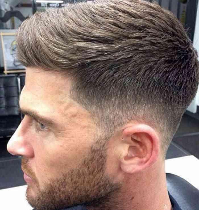 18 Herren Fade Frisuren - Schau wunderbar und gut gepflegt