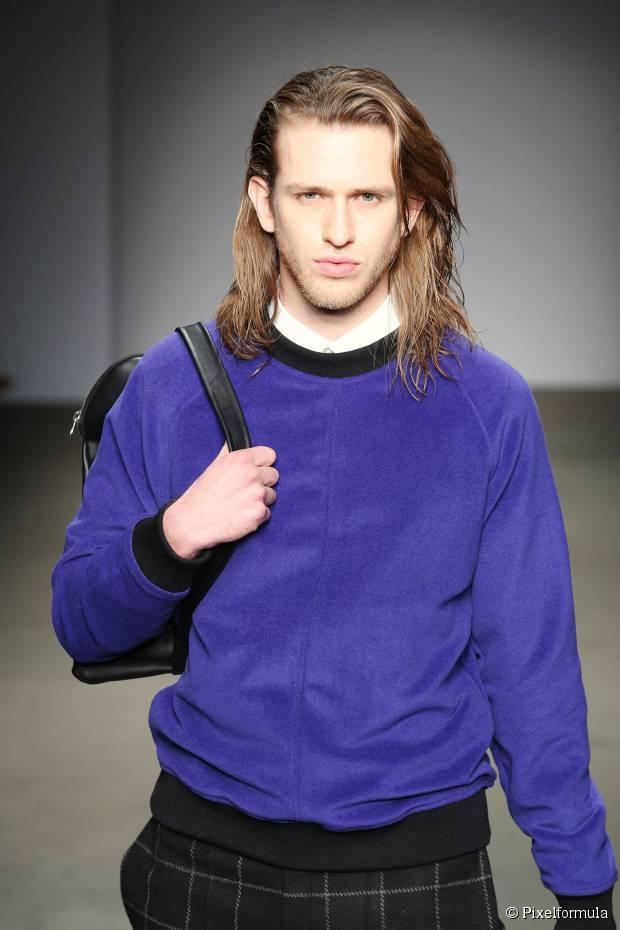 Heißeste Frisuren für Männer mit langen Haaren