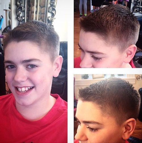 50 Superior Frisuren und Haarschnitte für Teenager