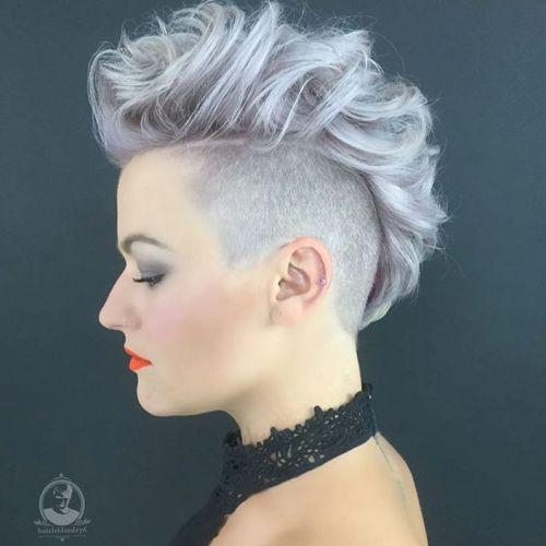 70 schönsten Mohawk Frisuren von heute