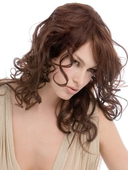 Glamorous Curly Frisuren