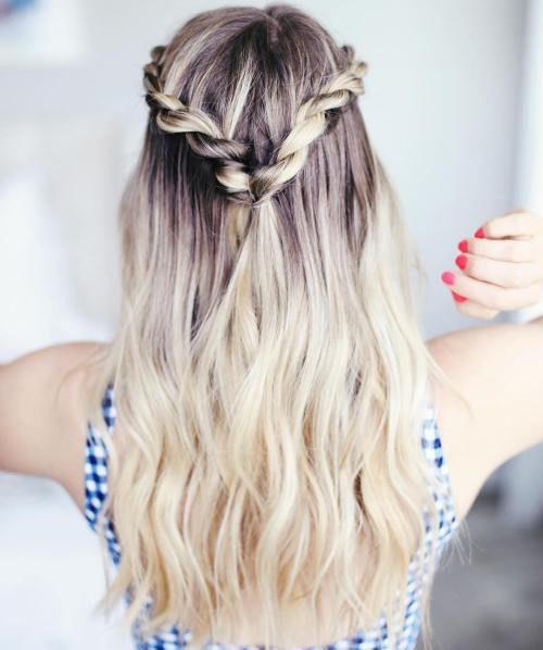 Inspirierende Rope Braid Styles