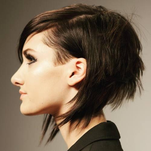Layered Bob Haarschnitt für Frauen Beste Frisur