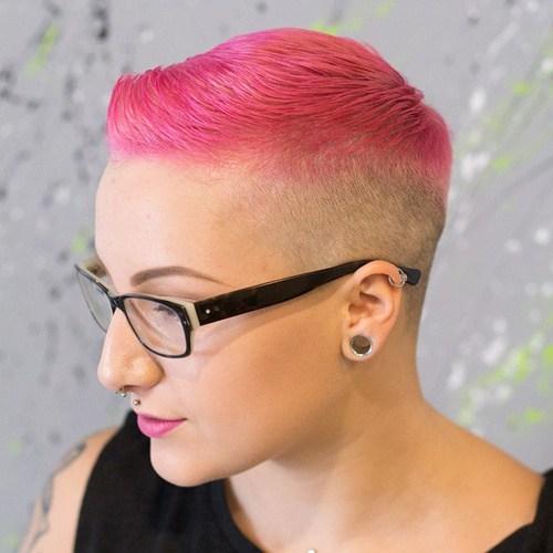 20 atemberaubende Looks mit Pixie Cut für rundes Gesicht
