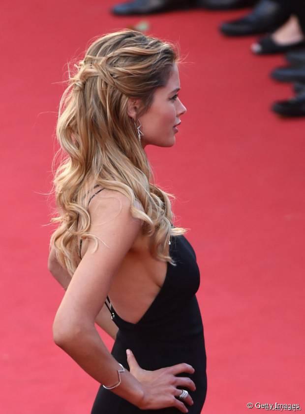 10 Frisuren für langes glattes Haar