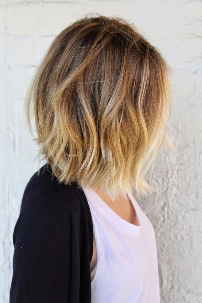 18 Balayage Frisuren, um Ihnen den ultimativen neuen Look zu geben