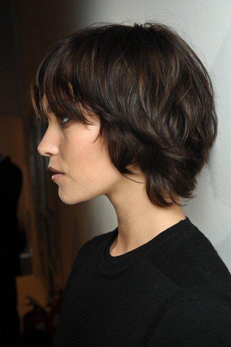 32 kurze Haarschnitte für welliges Haar, um hinreißend aussehen