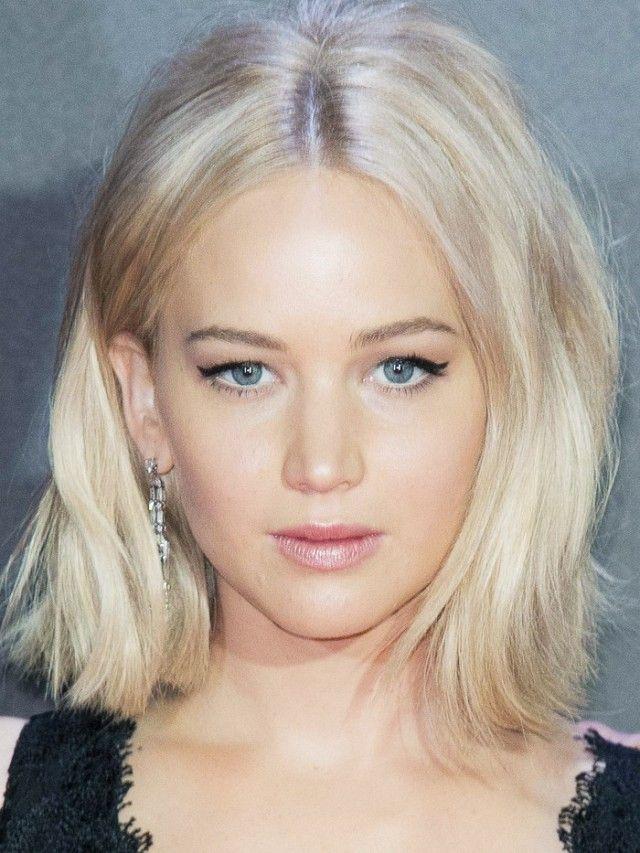 Jennifer Lawrence's beste Kurzhaarfrisur im Jahr Neu zu kopieren