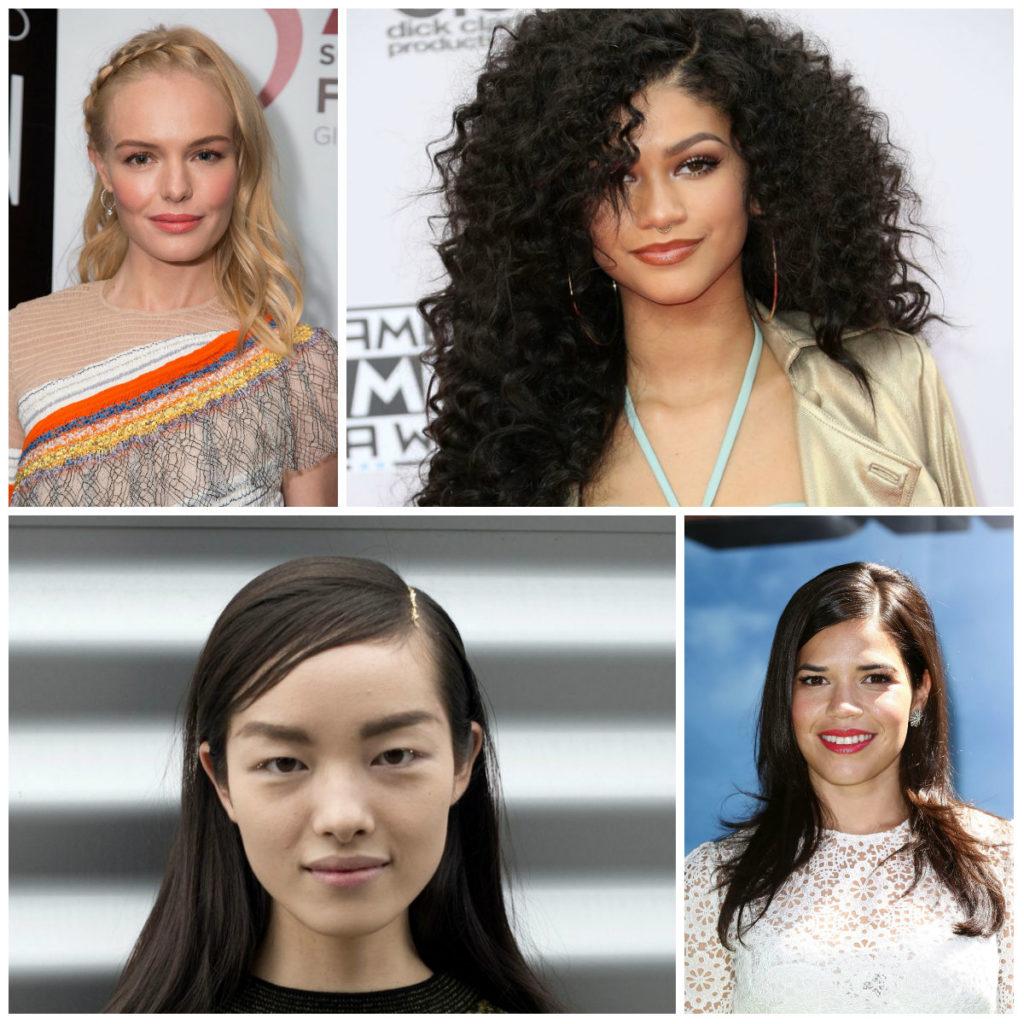 Promi inspiriert lange Frisuren, die Sie sehen müssen