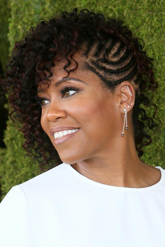 18 atemberaubende kurze Frisuren für schwarze Frauen