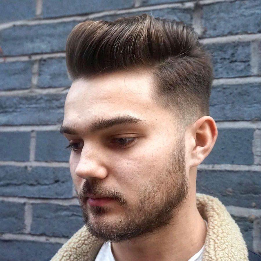 17 Medium Frisuren für Männer - Flaunt Ihre Dapper Persönlichkeit