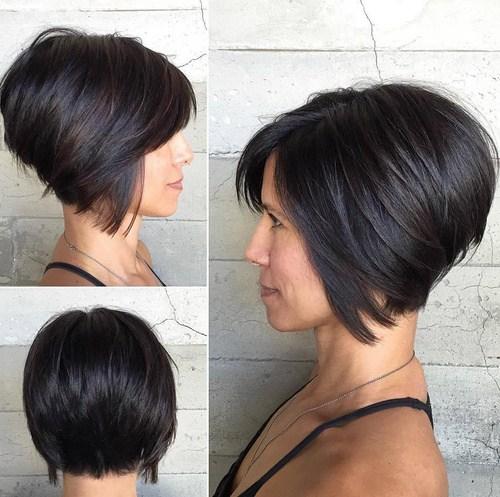 60 klassische kurze Frisuren und Frisuren für dickes Haar
