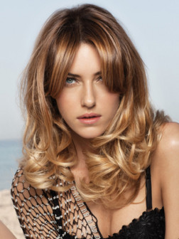 Balayage Hair Highlighting für den Sommer 2013