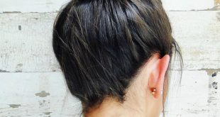 20 Frisuren für fettiges Haar, die fettige Wurzeln verbergen