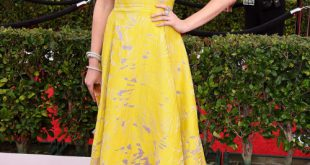 Screen Actors Guild Awards Neu lange gewellte Frisuren