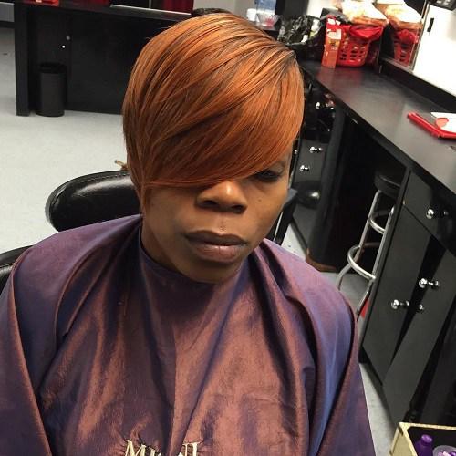 35 Short Weave Frisuren, die Sie leicht kopieren können