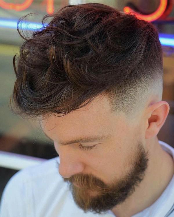 33 coole und trendy Männerhaarschnitte, um elegant auszusehen