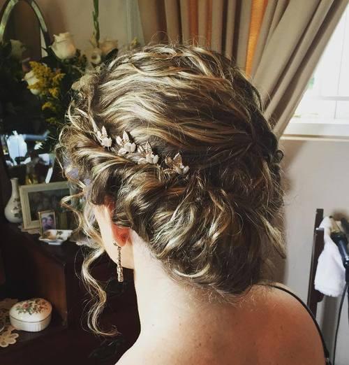 20 schöne lange lockige Frisuren