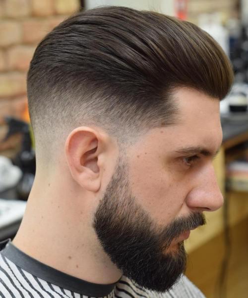 20 besten Tropfen verblassen Haarschnitt Ideen für Männer