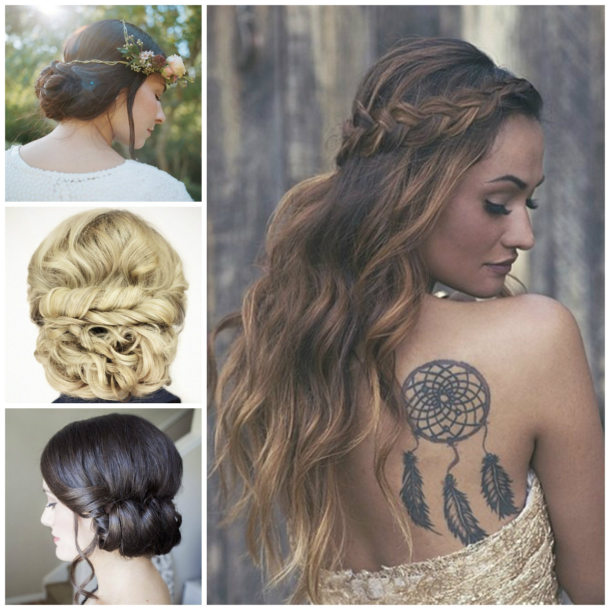 Winter Hochzeit Frisuren für Beste Frisur