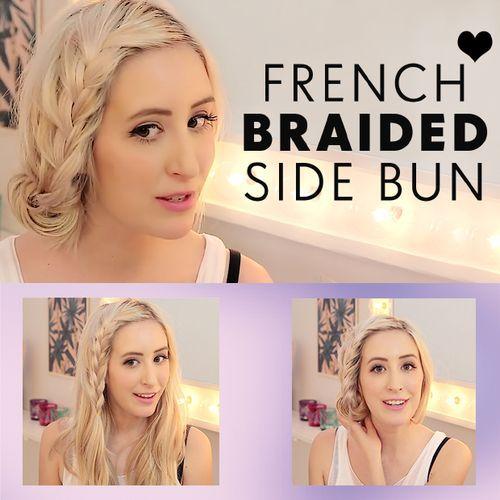 30 elegante französische Braid Frisuren