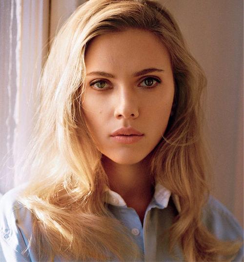 Scarlett Johansson Frisuren für Sie