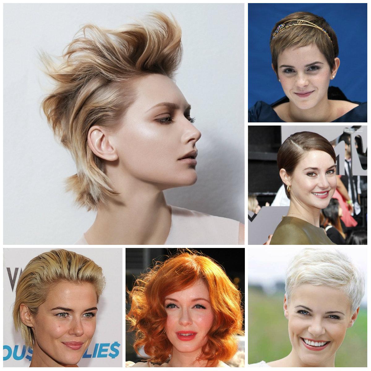 Neu besten Party Frisuren für kurze Haarschnitte