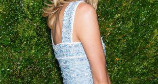 Karlie Kloss 'schicke Frühlingsfrisur: Weniger ist mehr