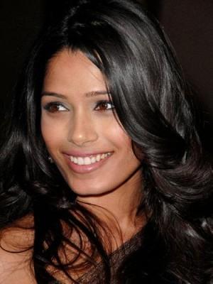 Haarfarbe für dunkles Haar