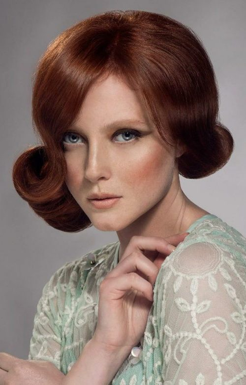 Kupfer Haarfarbe Ideen für Beste Frisur