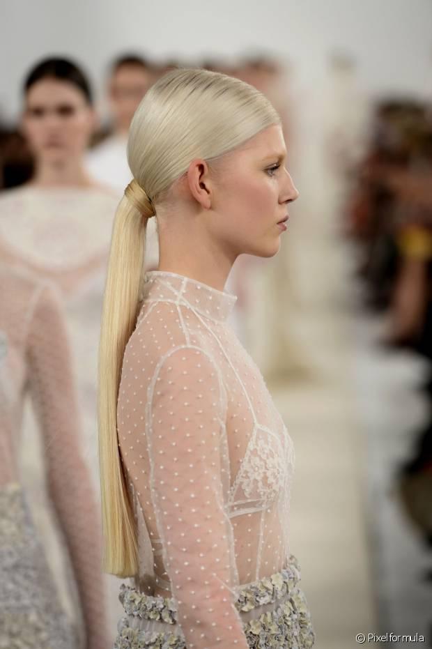 3 Runway inspirierte Frisuren, die Sie im wirklichen Leben tragen können