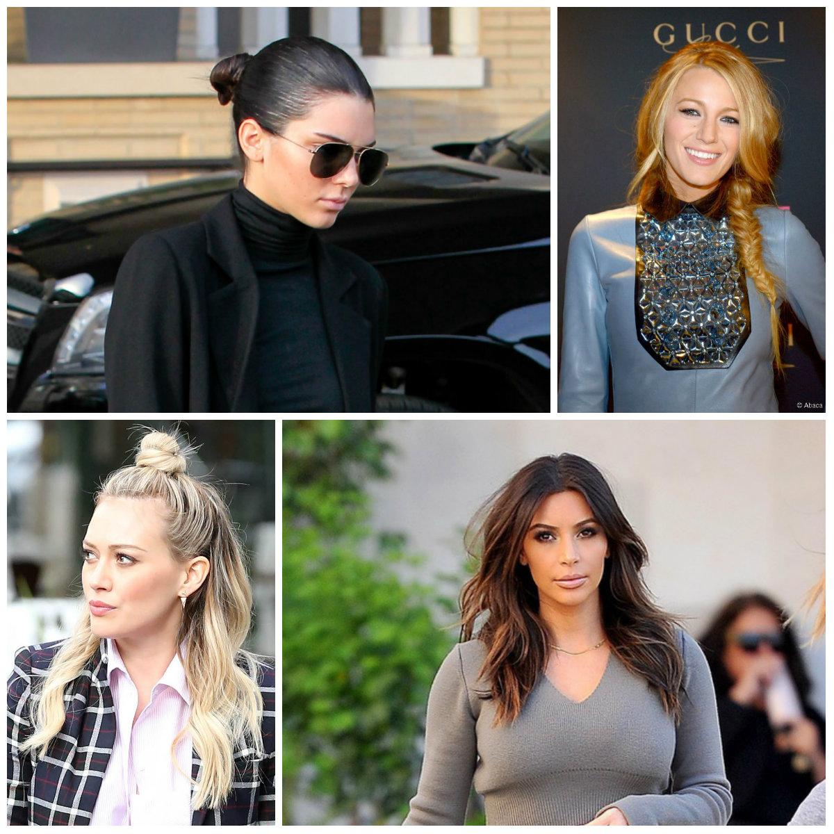 Neu Street Hairstyle Ideen von Prominenten