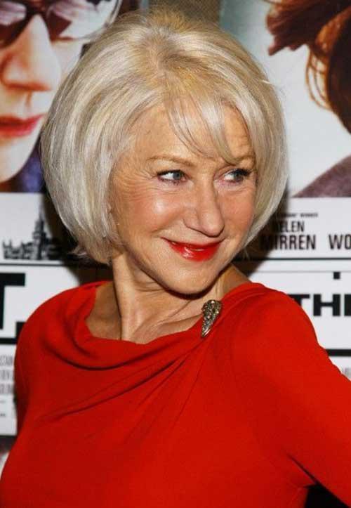 30 Bob Frisuren für Frauen über 50 - Sei heiß und passiert