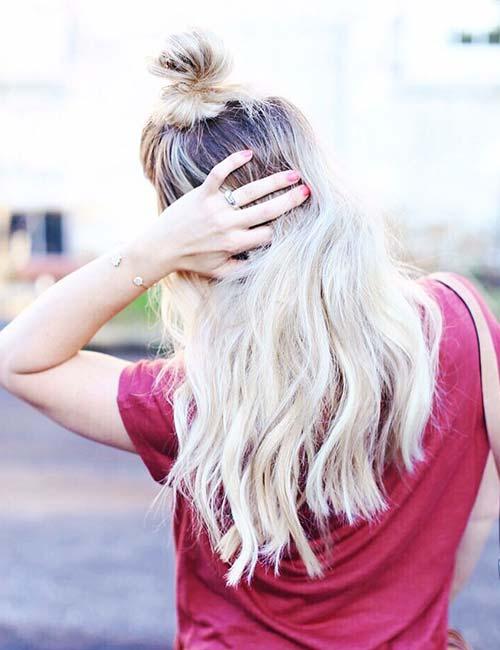 30 süße lange Frisuren für Frauen - Seien Sie stilvoll und strahlend