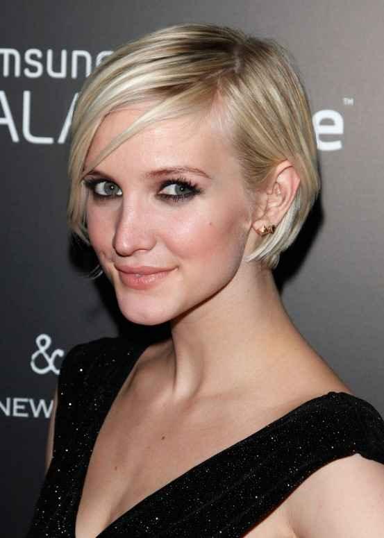 Frauen Frisuren für dünner werdendes Haar an der Spitze - Holen Sie sich feine Frisur Ideen