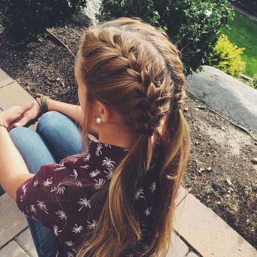 Schmeichelhafte lange Frisuren für Beste Frisur