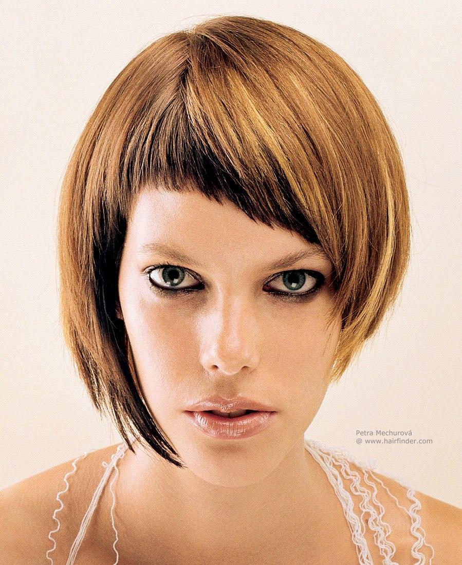 Edgy Asymmetrische Bob Haarschnitte für Neu