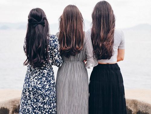 7 beste Möglichkeiten, Haar zu verdicken