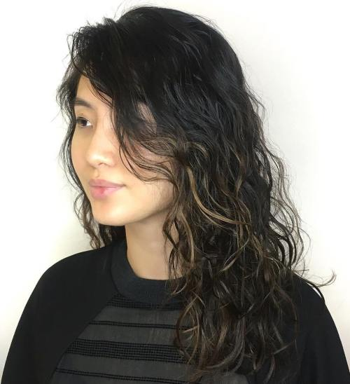 50 wunderschöne Perms Looks: Sag Hallo zu deinen zukünftigen Curls!