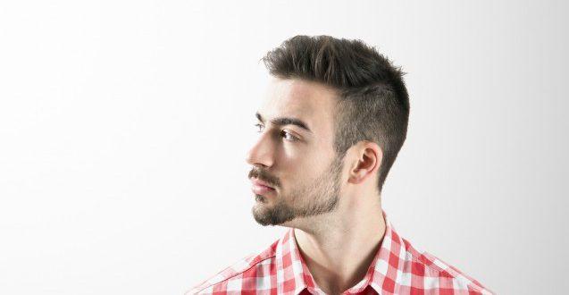 7 Modern slicked zurück Undercut Frisuren für Männer