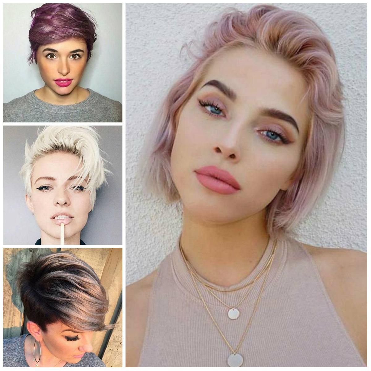 Kurze Frisuren für Frauen für Beste Frisur