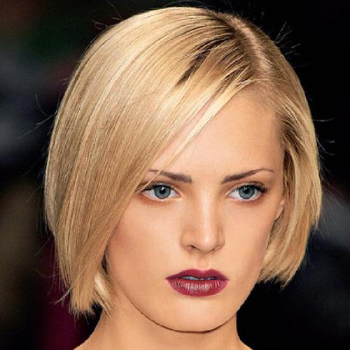 30 am heißesten Straight Bob Haarschnitte für Frauen