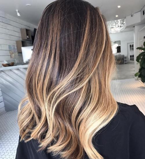 20 Trendige braune bis blonde Balayage-Looks, die dich eifersüchtig machen werden
