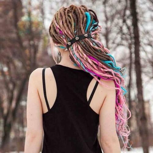 Neu Edgy Frisuren mit Dreadlocks für Frauen