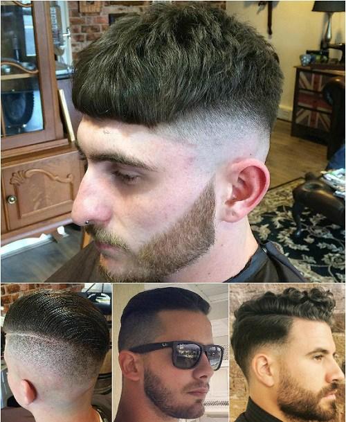 100 coole kurze Frisuren und Haarschnitte für Jungen und Männer