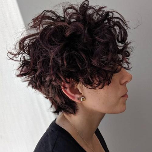 60 schönsten kurzen welligen Frisuren
