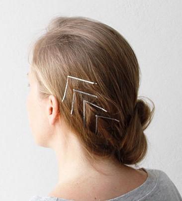 Beste Bobby Pin Frisuren für Neu
