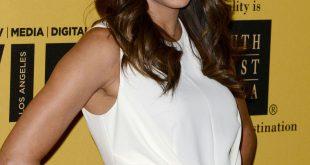 Wie man Haare wie Eva Longoria bekommt: zwei Techniken für zerzauste Wellen