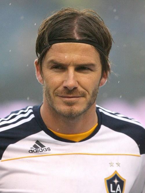 David Beckham Haircuts - 20 Ideen vom Mann mit den Million Gesichtern
