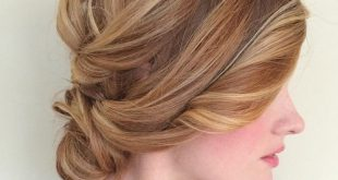 40 Lovely Low Bun Frisuren für Ihre Inspiration